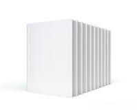 Blank Books Royalty Free Stock Image