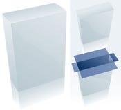 Blank Box 1. Vector Drawing Stock Photography
