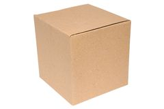 Blank Box Stock Images