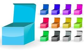 Blank box Royalty Free Stock Image