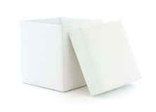 Blank Box Stock Image