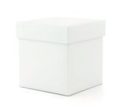 Blank Box Royalty Free Stock Photo