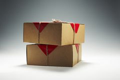 Blank box Royalty Free Stock Image