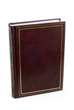 Blank brown book Royalty Free Stock Images