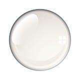 blank bubbla för emblem Arkivbilder