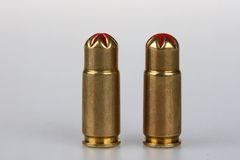 Blank bullets Royalty Free Stock Photos