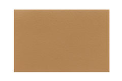 Blank business card Stock Image