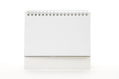 Blank Calendar Royalty Free Stock Photography
