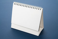 Blank Calendar Stock Images