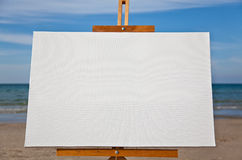 Blank Canvas Royalty Free Stock Images