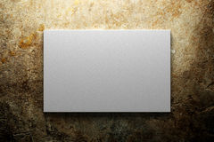 Blank canvas background Royalty Free Stock Photography