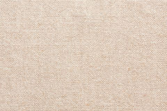 Blank Canvas Background. Blank Rough Canvas Flax Background Stock Photo