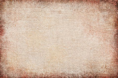 Blank Canvas Background. Blank Rough Canvas Flax Background Stock Photos