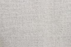 Blank canvas. Closeup of grey canvas texture Stock Photo