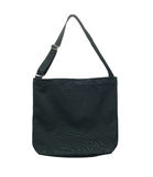 Blank canvas cotton tote bag Stock Photo