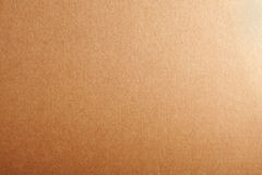 Blank cardboard background. Royalty Free Stock Photography