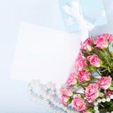 Blank cardboard Stock Photo
