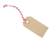 Blank Cardboard Tag Label Stock Images