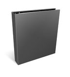 Blank case binder Royalty Free Stock Photography