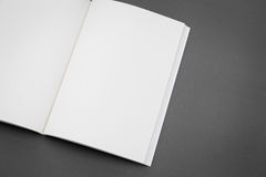 Blank catalog,brochure, magazines Royalty Free Stock Photo