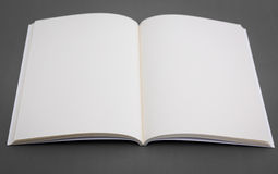 Blank catalog,brochure, magazines,book Royalty Free Stock Images