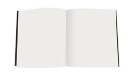 Blank catalog,brochure, magazines Stock Photography