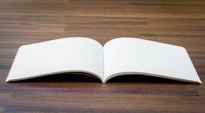 Blank catalog, magazines,book mock up Royalty Free Stock Images