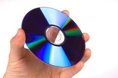 blank cd Στοκ εικόνα με δικαίωμα ελεύθερης χρήσης