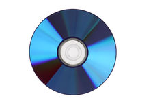 Blank CD or DVD Stock Images