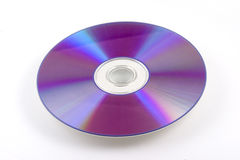 blank cd dvd Royaltyfri Bild