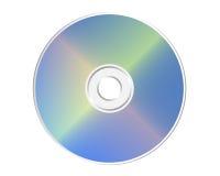 blank cd dvd Royaltyfri Illustrationer