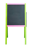 Blank Chalk Advertising Board. Stock Photography