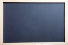 Blank Chalkboard. Stock Photography