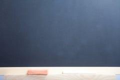 Blank Chalkboard. Stock Photos