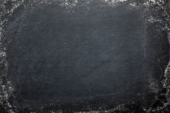Blank chalkboard Stock Photos