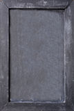 Blank chalkboard Stock Photo