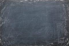 Blank chalkboard Stock Photos