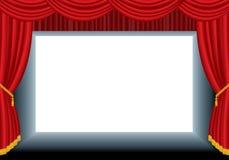 Blank cinema Royalty Free Stock Image