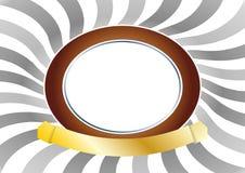 Blank circle Stock Photo