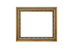 Blank classic photo frame Stock Photo