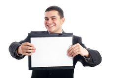 Blank Clipboard Royalty Free Stock Images
