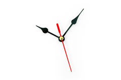 Blank clockface. Concept of time Royalty Free Stock Images