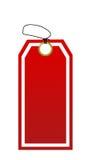 blank close etikettpriset upp vektor illustrationer