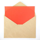Blank color paper note Stock Photos