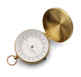 Blank Compass Royalty Free Stock Photo