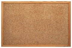 Blank Cork board Royalty Free Stock Photo