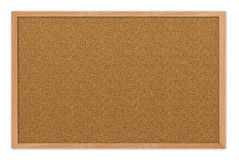 Blank Cork board Royalty Free Stock Image