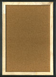 Blank Cork Board Stock Photo