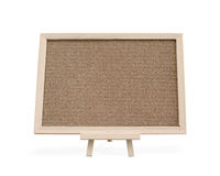 Blank cork board Stock Photo