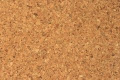 Blank cork texture Royalty Free Stock Photography